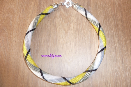 Spirales au crochet