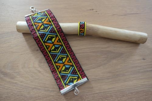 Bracelet Bogolan.JPG