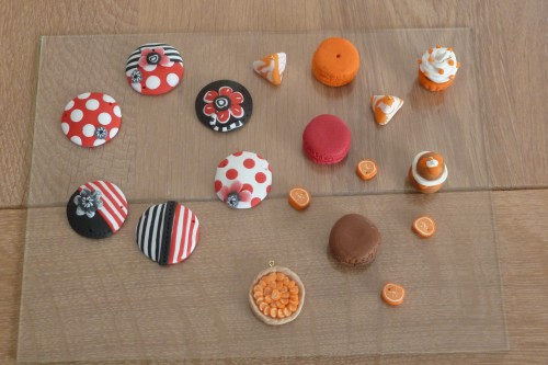 lentilles et macarons.JPG